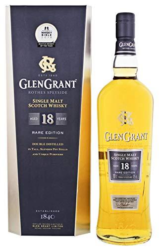 Glen Grant 18YO Rare Edition Single Malt Whisky -GB (1 x 1.0 l)