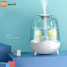 Xiaomi Deerma 5L Aroma Diffuser Ultrasonic Air Humidifier Essential Oil Mist Maker Purifying Dust Filter