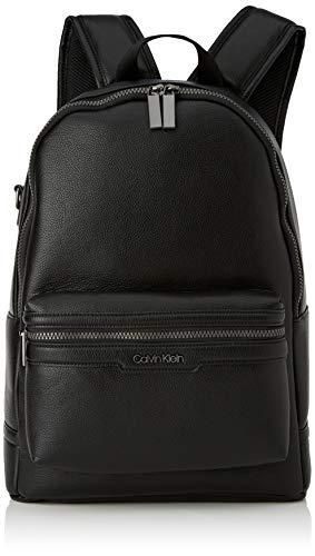 Calvin Klein Herren Backpacks Rucksäcke, Schwarz, One Size