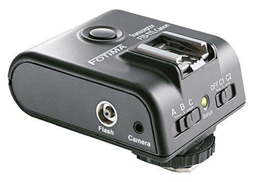 Fotima 220030 - Trigger RF, FTD-TTL Canon 5 en 1