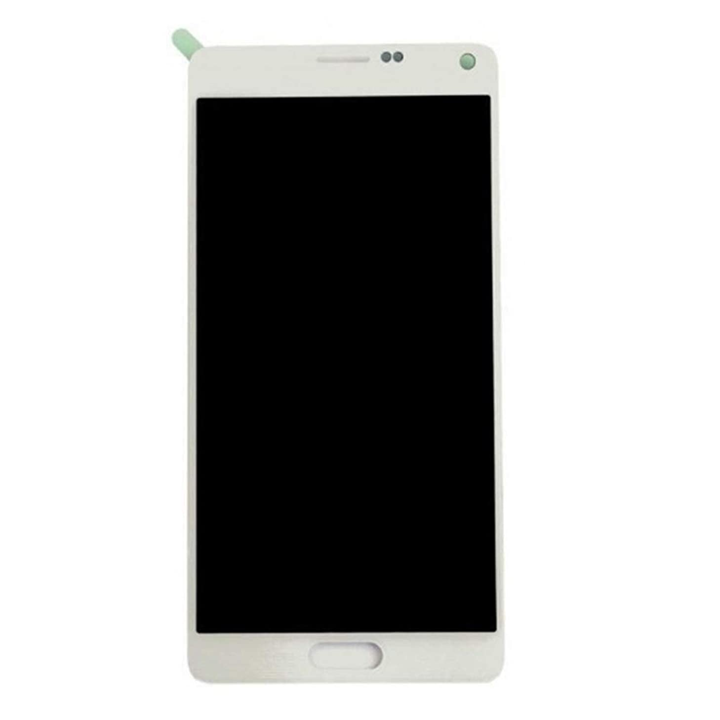 putdWH99 Internal Phone Parts   Phone Replacement Parts LCD Screen Digitizer for Samsung Galaxy Note 4 N910 - White