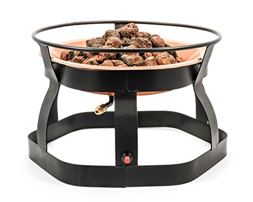 Portable Camco Outdoor Fire Pit