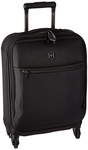 VICTORINOX Avolve 3.0 Nylon 20 cms Black Softsided Cabin Luggage (601399)