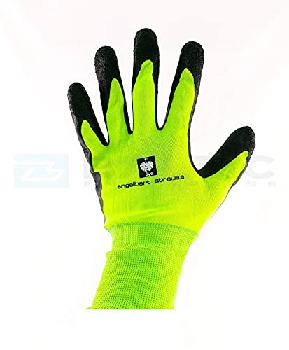 Engelbert Strauss Senso Grip LATEX GESTRICKTE HANDSCHUHE (L), Qualitative Arbeitskleidung