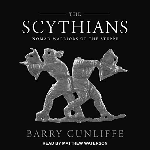 The Scythians audiobook cover art