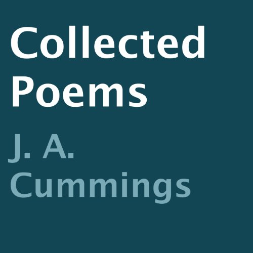 Collected Poems audiobook cover art