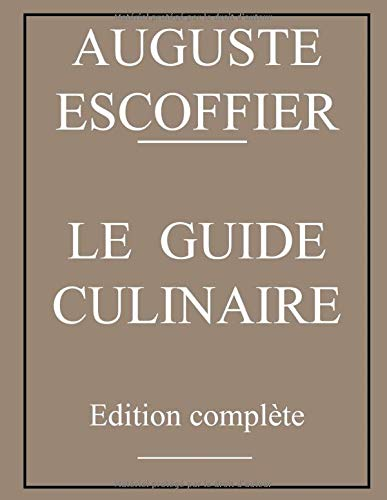 Guide culinaire :...