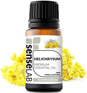 helichrysum and frankincense
