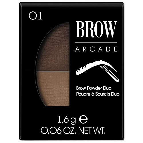 Vivienne Sabo - Brow Powder Duo Brow Arcade, Farbe:Blond, Typ:blonde