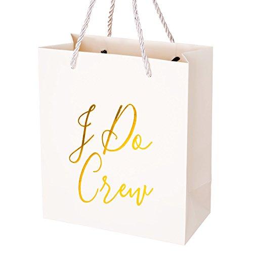 Crisky Bridesmaid Gift Bags, Loot Bag, Bachelorette Party Bag, Hen...