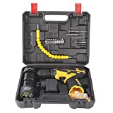 Best Cordless Power Drills - TOPREDO® Max Power Tool Set, Home Improvement H Review