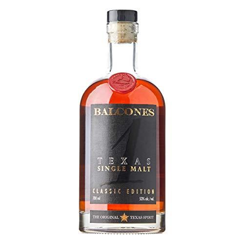 Balcones Texas Single Malt Whisky 0,7L (53% Vol.)