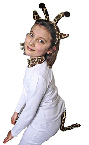 Mondial-Fete - Set déguisement Girafe