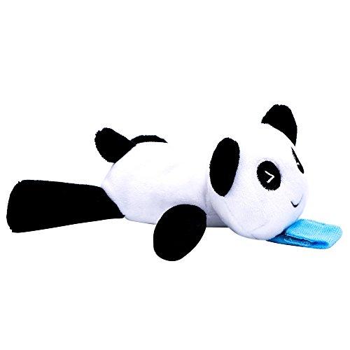LILICAT Bébé Sucette Apaisante Peluche Panda Mignon Animal Jouet Éducation Jouet Cadeaux (Multicolore)