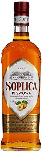 Soplica Quitte Pigwa / Czarna Porzeczka aus Polen (1 x 0.5 l)
