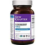 New Chapter Elderberry Capsules