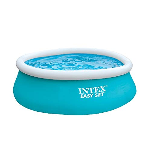 Intex 28101NP Easy Set - Piscina hinchable,  183 x 51 cm, 880 litros