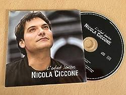 Nicola Ciccone - l'enfant Lumière 1-trk - cds - PROMOTIONAL ITEM