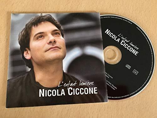 Nicola Ciccone - l\'enfant Lumière 1-trk - cds - PROMOTIONAL ITEM