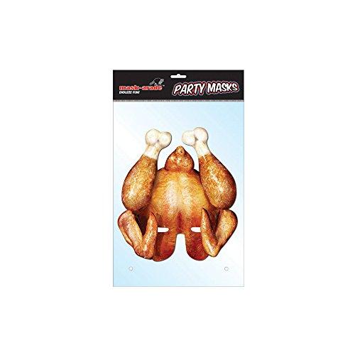 Pack 4 Masques Carton Noel Série 1