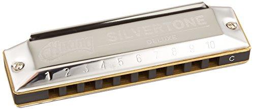 Huang H103C Silvertone Harmonica - Key of C