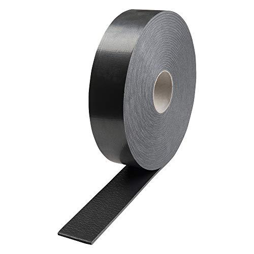 Knauf Dichtungsband zur Schall-Entkopplung und Geräusch-Abdichtung für Trockenbau-Systeme, selbstklebend – Abdichtband speziell für Metall-Profile und Unterkonstruktionen, 50 mm x 10 m