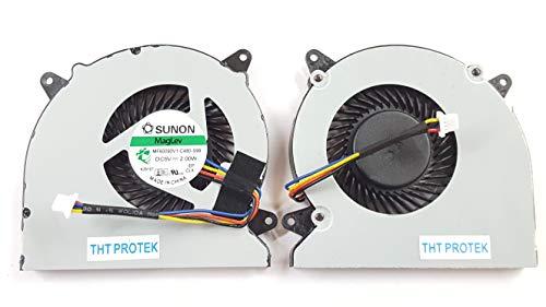 Kompatibel für ASUS Ultrabook N550 N550JA N550L N550LF N550JK N550JV Lüfter Kühler Fan Cooler