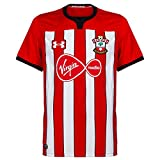 Under Armour 191480494219 Southampton FC Home - Camiseta réplica para hombre, color rojo 602, talla XL