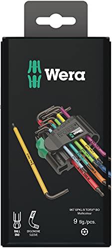 Wera 5073599001 - Llaves Torx
