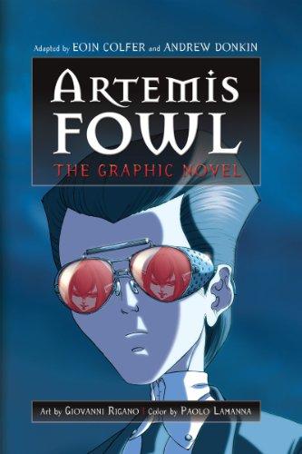 Ebook Artemis Fowl The Graphic Novel Artemis Fowl The Graphic Novels 1 By Eoin Colfer