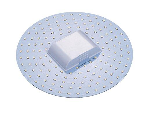 ZEYUN 2D 9W GR10Q 3000K, 4-pins LED-lamp, 2D-compacte TL-lamp, ronde DD lamp