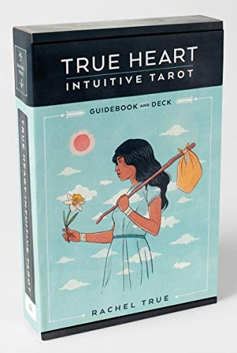 True Heart Intuitive Tarot Guidebook and Deck product image