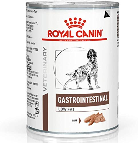 Royal Canin Gastro-Intestinal Low Fat Dog 12 x 410g