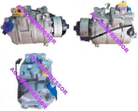 Gowe Auto AC Kompressor für Auto AC Kompressor 7seu17C für 4e0260805as 4z7260805F 4F0260805l4447180–3870