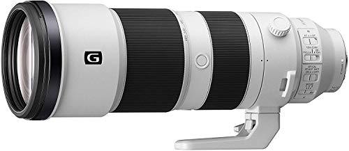Sony FE 200-600 mm f/5.6-6.3 G OSS | Vollformat, Super-Telezoom-Objektiv (SEL200600G)