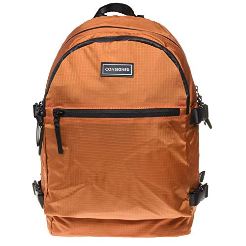 CONSIGNED Barton Herren Backpack Orange ONE SIZE
