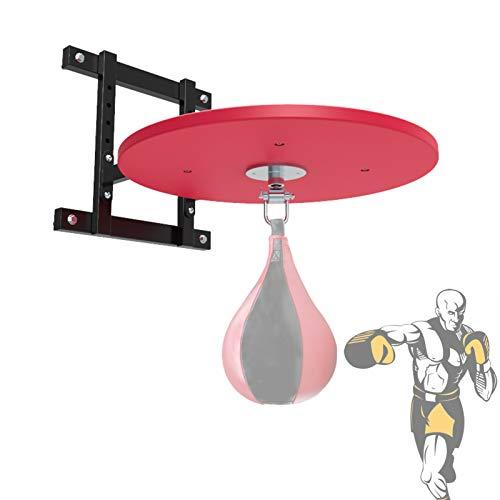 Grist CC Ajustable Boxeo Entrenamiento Plataforma, Familia Montado en la Pared Sparring...