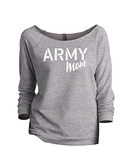 Thread Tank Army Mom Women's Fashio…