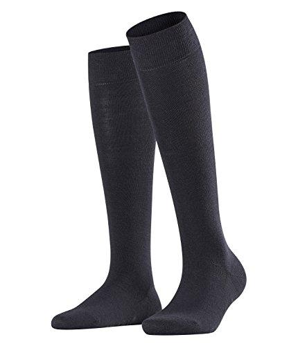 FALKE Damen Socken, Softmerino W KH-47438, Blau (Dark Navy 6379), 37-38