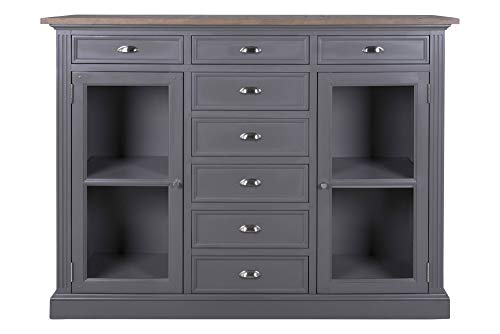 Dynamic24 dressoir Run commode highboard dressoir ladekast woonkamer kast