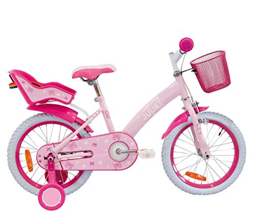 Merida Kinder Fahrrad Juliet Girl Pink 16