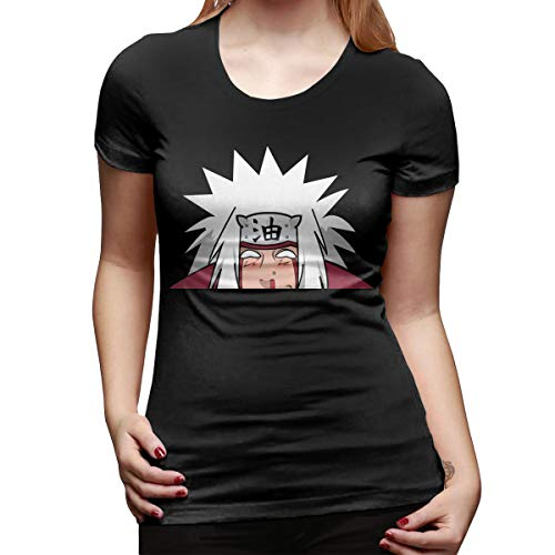 LIIREN Bleach Photo Soft T Shirt for Baby Black