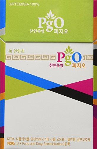PgO Herbal Cigarettes: 100% Artemisia - no tobacco, no nicotine, no chemicals, all natural