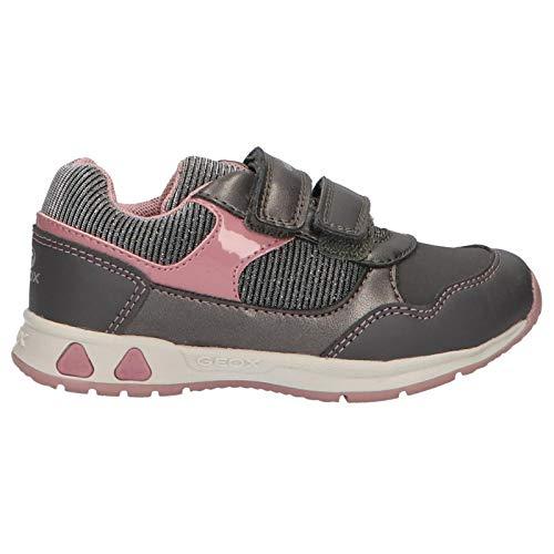 Geox Laufschuhe Mädchen, Farbe Grau, Marke, Modell Laufschuhe Mädchen B941SA Grau