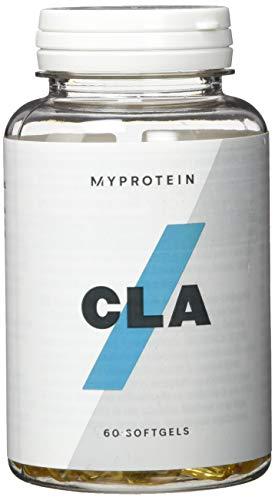 Myprotein CLA 1000 mg- 60 Gelcaps, 1er Pack (1 x 60 g)