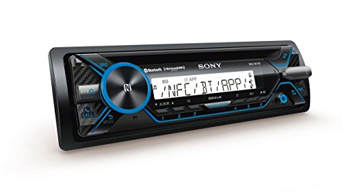 Sony MEX-M71BT Marine CD Receiver with Bluetooth and SiriusXM Ready (Disco by manufacturer)