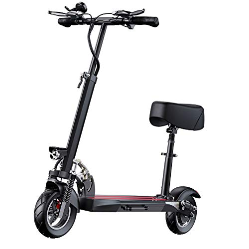ZHJIUXING HO E-Scooter,Scooter eléctrico Plegable para
