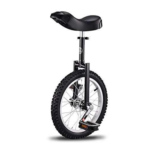 DC les Monociclos Carretilla, Monociclo Deportivo para Adultos de 16 Pulgadas para niños, Acrobacias, Bicicleta de Equilibrio para una Sola Aptitud (4 Opciones de Color) (Color : C)