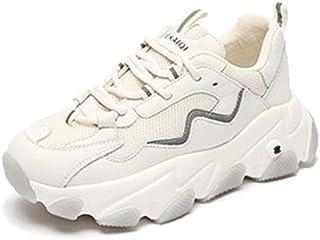 XL_nsxiezi Zapatos de Mujer, Zapatillas de Deporte para Estudiantes