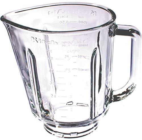 Ersatz Neues Ersatzglas/Krug 1,5 l für KitchenAid Stand Blender (Modelle ab KSB555, 5KSB555, KSB565 usw.)